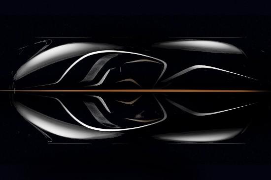 迈凯伦推限量混动超跑 F1继承车型