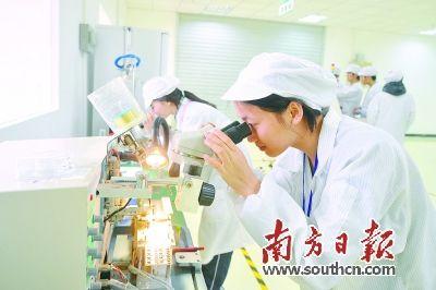 惠州全市已有67名国家级人才 人才总量近百万