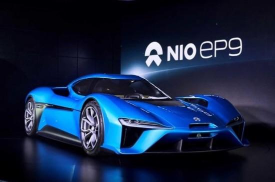 中国制造!全球最快电动超跑NIO EP9