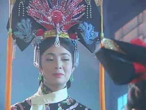 还珠格格皇后在 锦绣未央 中演刁蛮村妇 还活不到一集