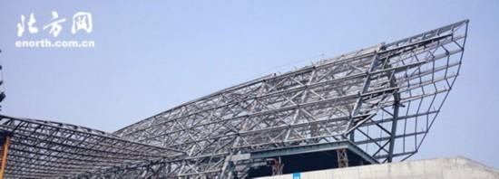 由中国建筑金属结构协会负责组织实施,是为提高建筑钢结构工程的制作