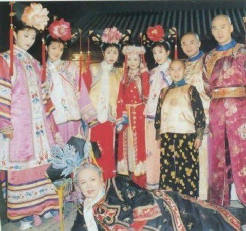 还珠格格皇后在 锦绣未央 中演刁蛮村妇 网友 容嬷嬷要伤心了