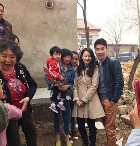 疑似网友爆料高圆圆已经怀孕预产期似在十二月