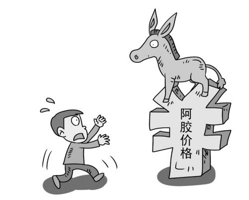"""10年涨40倍 """"冬补季""""阿胶价格再涨"""