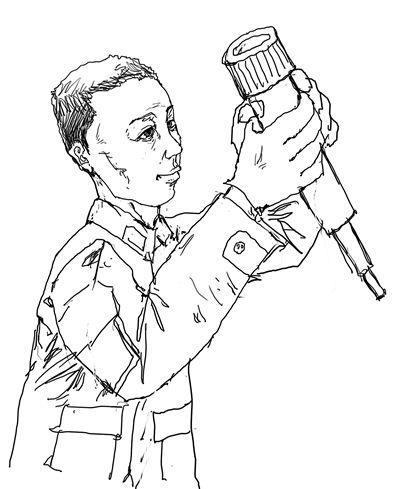 简笔画-若有战,召必回 脱下了军装,脱不下军人担当