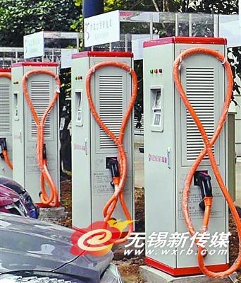 无锡新能源汽车号牌亮相高清图片