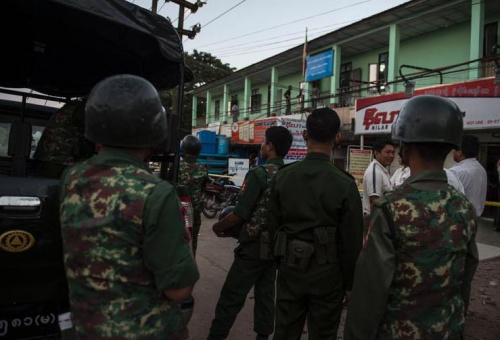 缅甸仰光发生4起轻微爆炸未造成人员伤亡