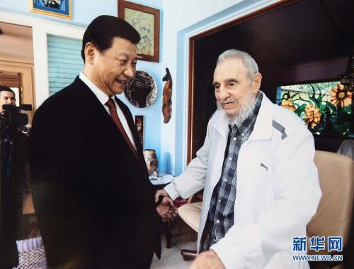 中国人民的老朋友 菲德尔·卡斯特罗去世,享年90岁 - 秘密小妹 - 港务区