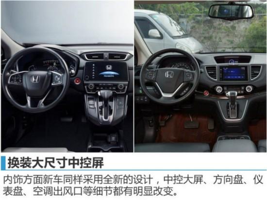 本田首款七座SUV将国产 搭1.5T发动机-图5