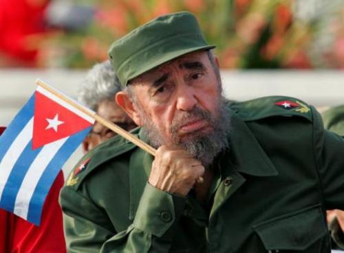 永远的革命领袖:卡斯特罗走了,精神遗产不朽