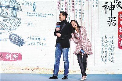 王千源与舒淇合作默契:唯一不变的,她还是那么漂亮