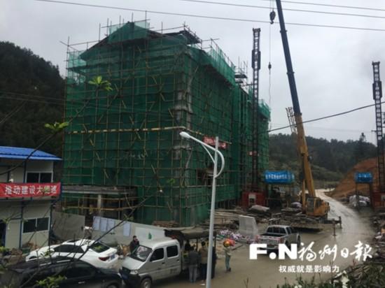 永泰丹云安置房元旦前交房 52户受灾群众春节前入住
