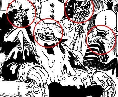 海贼王小孩848话情报预测路飞隔壁住着GANv小孩漫画图片漫画图片