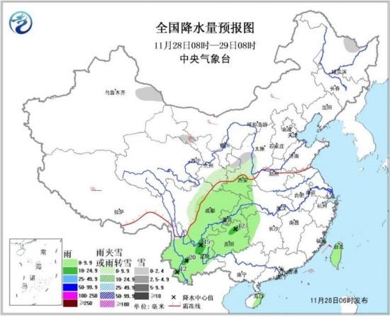 未来三天天气预报-冷空气将影响北方地区 华北黄淮霾又起