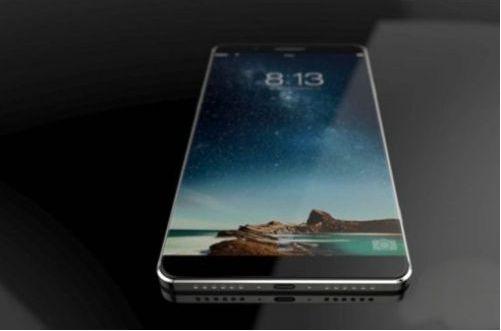 iPhone8概念图曝光:回归iPhone4造型
