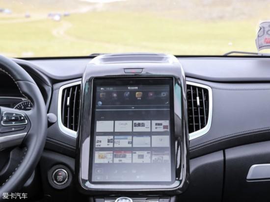 斯威汽车2016款斯威X7