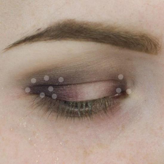 我肿眼泡怎么了?这眼影就是为我而生的