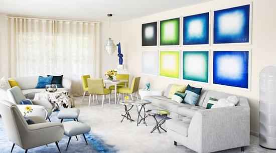 汉普顿混搭家居 多元素融合的精彩设计