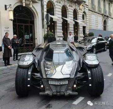 几百万买辆兰博基尼不过瘾,又花几百万改装成蝙蝠战车!