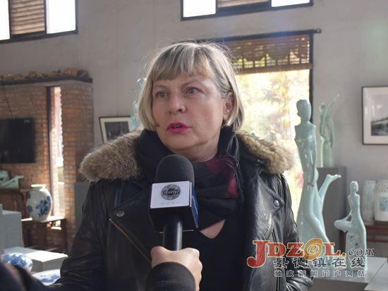 欧洲当代女性艺术家人体艺术讲座在景德镇举办