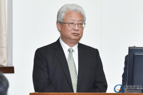 台电董事长朱文成