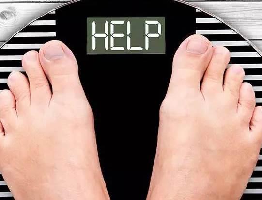 没减肥体重就突然下降?这可不是好事