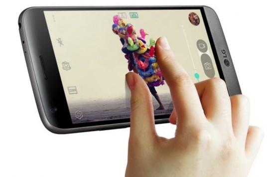 传LG新旗舰G6放弃模块设计:4K屏+三防