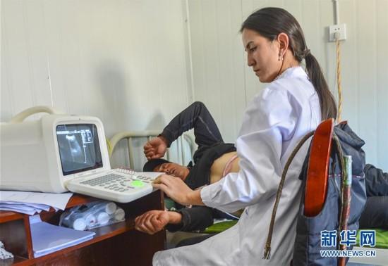 新疆免费健康体检工程全面铺开