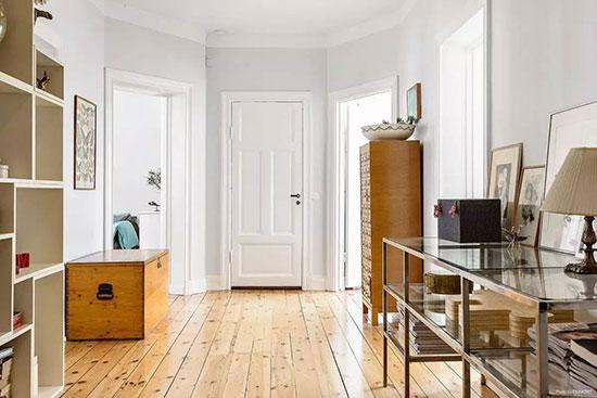 文艺北欧风情公寓 复古与现代共存