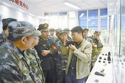 山西将党管武装3大项内容列入领导干部考评范围