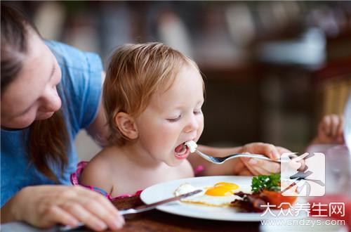 孩子早餐四种吃法影响孩子生长发育(1)