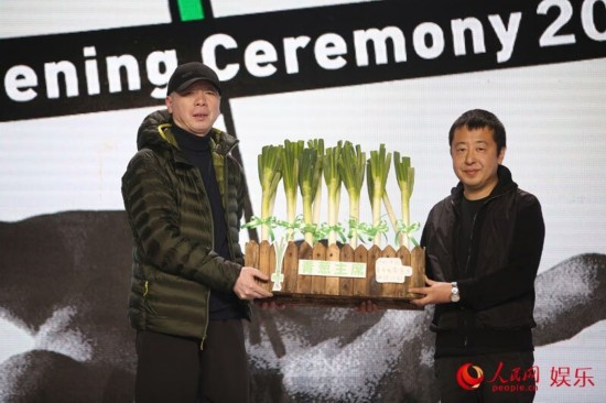 """贾樟柯接力冯小刚 出任第二届""""青葱计划""""主席"""