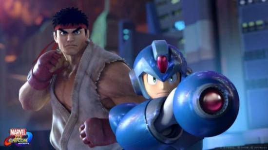 《漫画英雄vs卡普空:无限》将公布两个新角色