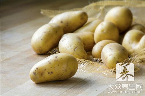 减肥方法 一周主食土豆减肥食谱