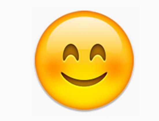 """受欢迎的10个表情     报告显示,全球最受欢迎的10个emoji囊括""""爱心""""图片"""