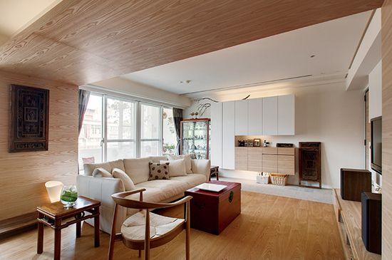 纯净的微风巧筑 Nature Design还老年住宅新舒适