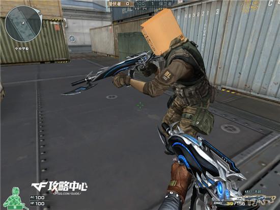 全新英雄武器技能评测 AK12-天启逆天上线