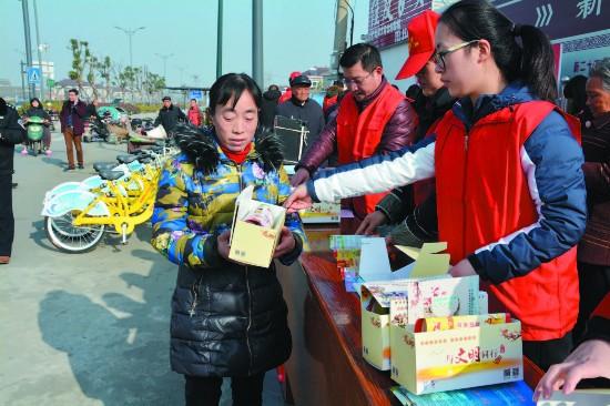 盐城盐都张庄街道组建志愿车队 倡导服务精神