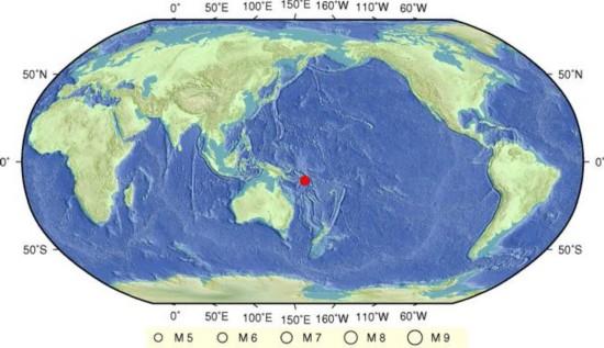 所罗门群岛发生6.0级地震--福建频道--人民网