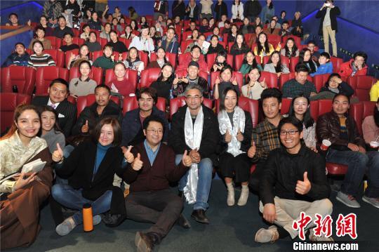 《塔洛》导演万玛才旦:我的电影是拍给所有人看的