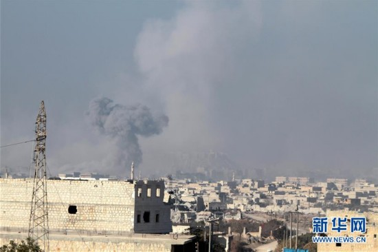 (国际)(1)阿勒颇收复在即 叙战事拐点将至