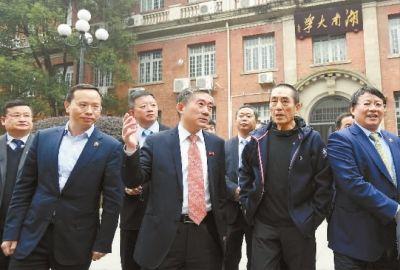 湖南大学建张艺谋学院 定位高端专业人才培养首先招收研究生