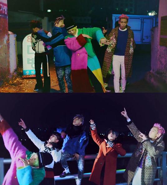 Bigbang完整体回归 FXXK IT 和 LAST DANCE MV公开