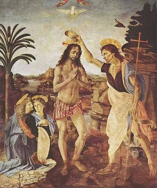 藏于意大利佛罗伦斯乌菲兹美术馆-法国男子发现达芬奇手稿 估价
