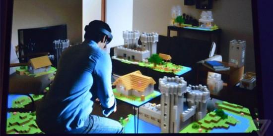 微软17年推虚拟现实头戴:比PS VR还便宜