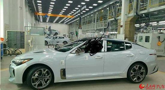 百公里加速5.1秒 起亚GT将于明年1月8日首发