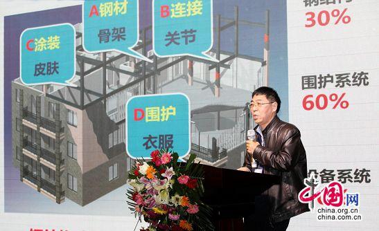 卓达主编技术规程成河北地方标准  推动绿色建筑发展