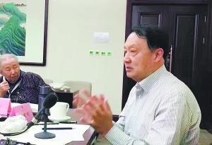 中国美协副主席、北京画院院长王明明
