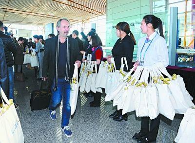 首都机场年旅客吞吐量突破9000万人次