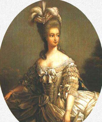 法国革命时代,女人流行穿什么